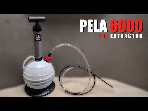 Pela 6000 Oil Extractor [Product Review]