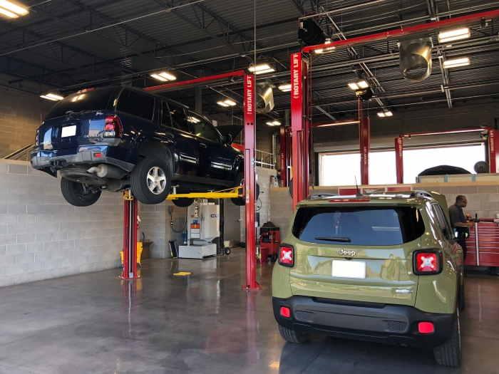 3 mejores elevadores de coche para taller y garaje-1