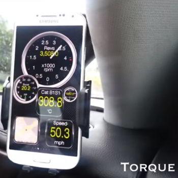 Aplicacion elm327 Torque Pro (OBD 2 & Car)