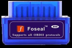 Escáner obd2 elm327 wifi Foseal Car versión mejorada