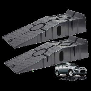 La mejor rampa portátil para autos RZ TOOLS